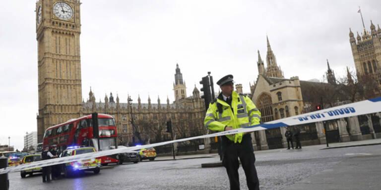 ISIS bekennt sich zu London-Anschlag