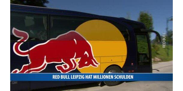 Rb Leipzig Schulden