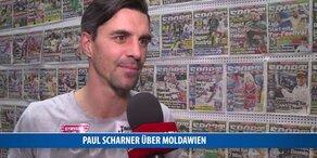 Paul Scharner über Moldawien