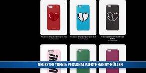 Neuester Trend: Personalisierte Handy-Hüllen