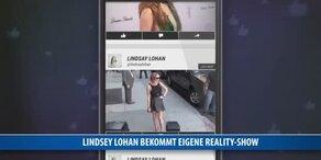 Lindsey Lohan bekommt eigene Reality-Show