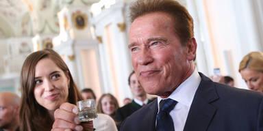 Arnold Schwarzenegger & Tochter Christina