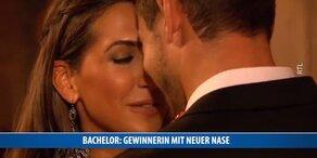 Bachelor: Gewinnerin mit neuer Nase