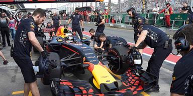 Red Bull rüstet nach