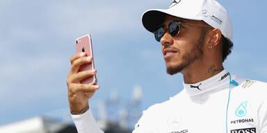 Twitter: Hamilton verspottet Rosberg