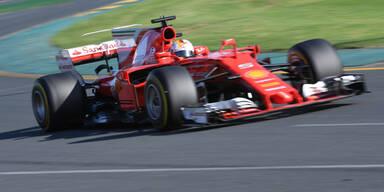 Vettel gewinnt WM-Auftakt in Melbourne