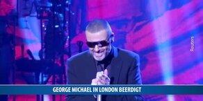 George Michael in London beerdigt