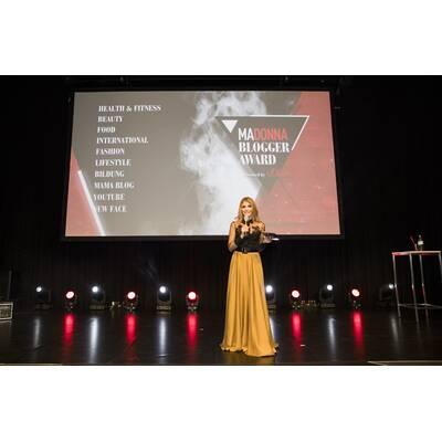 MADONNA Blogger Award 2017 - Die Preisverleihung