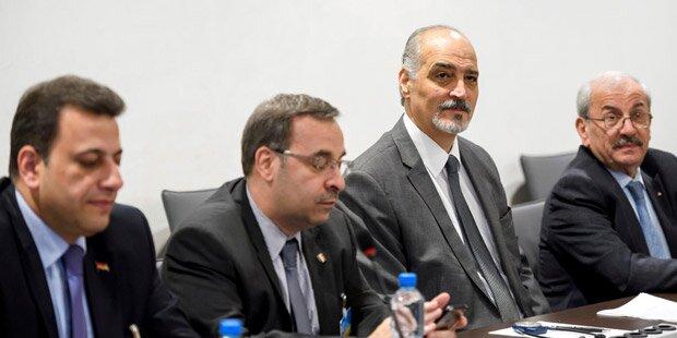 Genfer Syrien-Verhandlungen erfolglos beendet