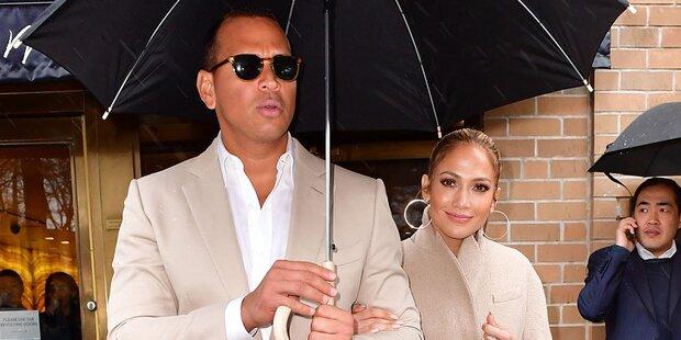 J.Lo & A-Rod: Wer ist hier der Boss?