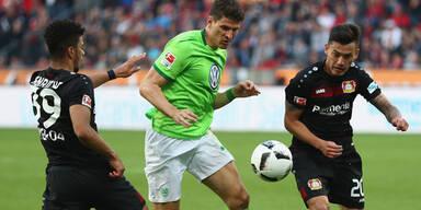 Leverkusen Wolfsburg