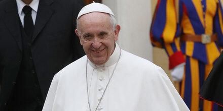 Papst zu Treffen mit Trump im Vatikan bereit