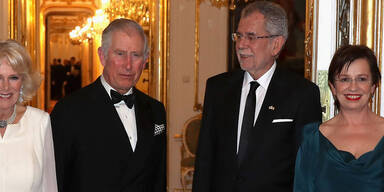 Prinz Charles & Alexander van der Bellen