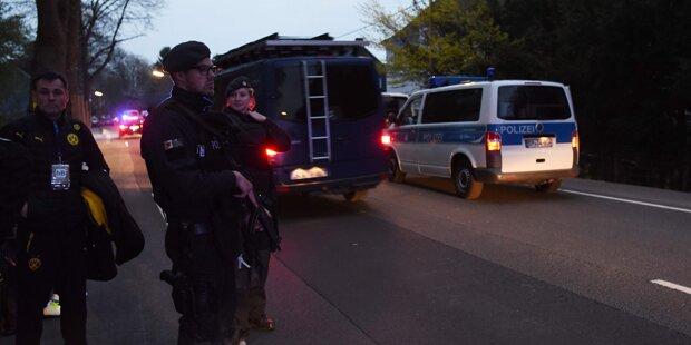 Bomben-Attacke auf BVB: Islamist festgenommen