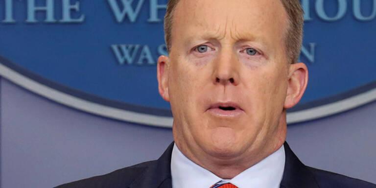 """""""Covfefe"""" - So rechtfertigt Trumps Sprecher den wirren Tweet"""