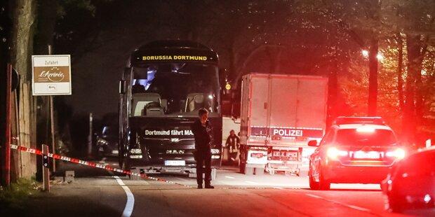 Polizei findet Bekennerschreiben am Tatort