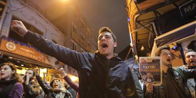 Türkei: Wütende Proteste im ganzen Land