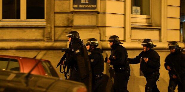 Polizei fahndet nach zweitem Täter