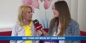 Ihre Sterne der Woche mit Gerda Rogers