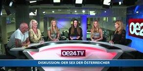Der Sex der Österreicher im großen Talk