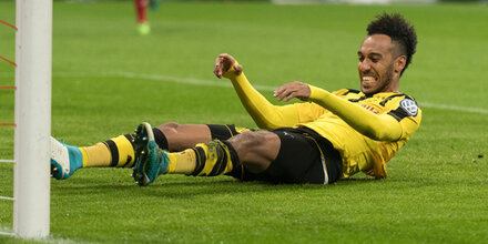 Muss Auba nun in Dortmund bleiben?