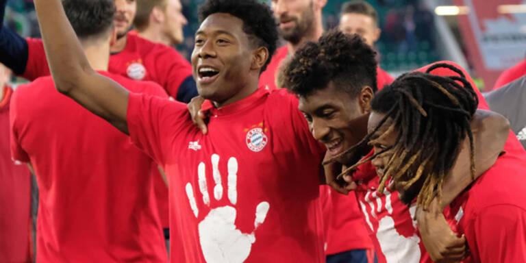 Bayern-Star dachte an einen Transfer