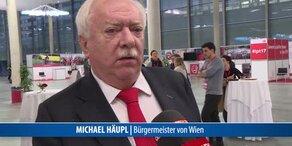 Das sagt Häupl nach dem SPÖ-Parteitag