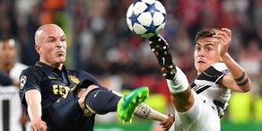 AS Monaco feiert Meistertitel