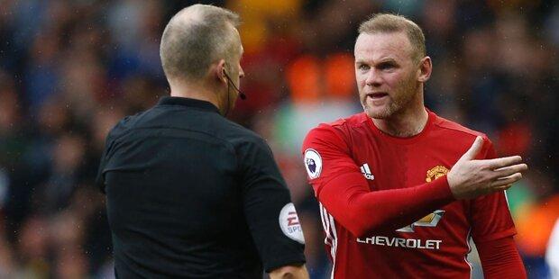 Verrückt: Rooney verzockt ein Vermögen