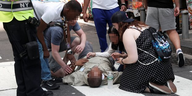 Amokfahrt in New York: Oberösterreicherin entging knapp dem Tod