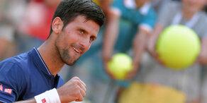 Agassi wird Trainer von Djokovic