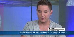 Teenager werden Mütter: Marcell schlägt zurück