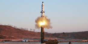 Nordkorea droht: Atomkrieg könnte jeden Moment beginnen