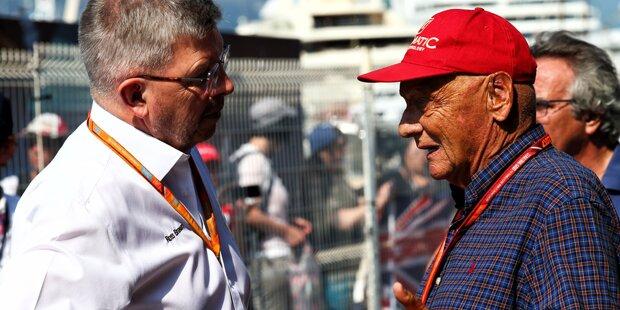 Lauda kritisiert neue Formel-1-Besitzer