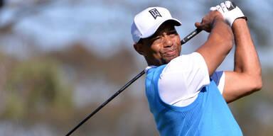 Golf-Star Tiger Woods verhaftet
