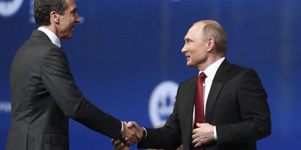 Kern: Wahlkampf mit Putin