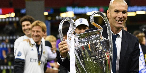 Real: Kurioses Angebot für Zidane