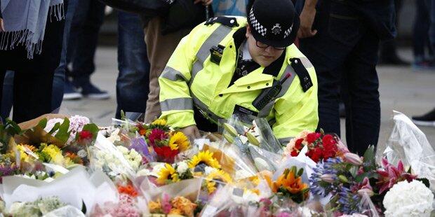 Weitere Festnahme nach London-Terror