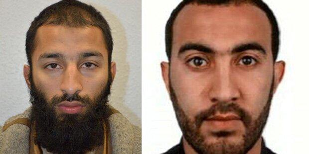 London-Terror: Das sind die Attentäter