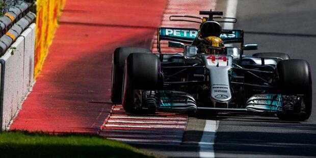 Mercedes schlägt zurück - Vettel patzt