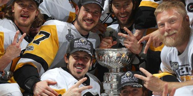Penguins verteidigen den Stanley Cup