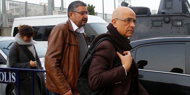 25 Jahre Haft für türkischen Oppositionspolitiker