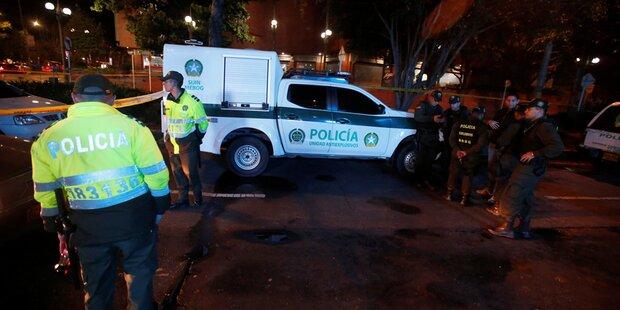 Drei Tote nach Anschlag auf Einkaufszentrum