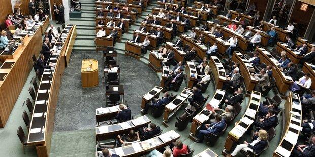 SPÖ-Signal für Homo-Ehe - Aber keine Mehrheit