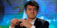 Uber-Chef Kalanick zurückgetreten