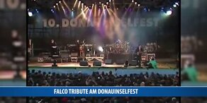 Falco Tribute am Donauinselfest