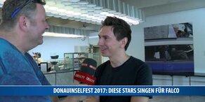 Donauinselfest: Diese Stars singen für Falco