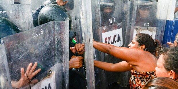 28 Tote bei brutalen Kämpfen in Gefängnis in Mexiko
