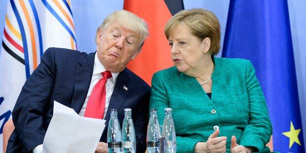 Trump: Das denkt Merkel wirklich über Flüchtlinge