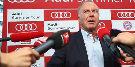 Bayern-Aufreger: Rummenigge droht Lewandowski